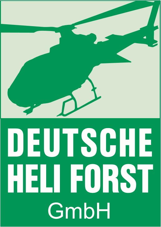 Logo der Deutschen Heli Forst